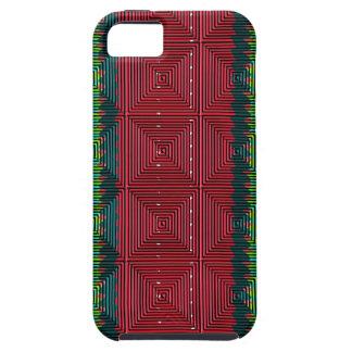 Mosaic Tough iPhone 5 Case