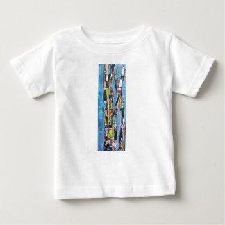 Mosaic Tree Baby T-Shirt
