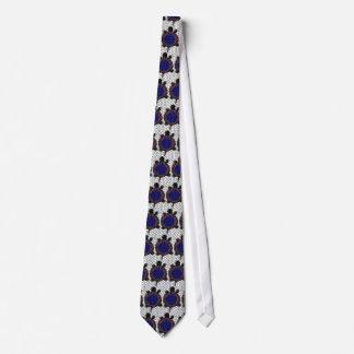 Mosaic Turtle Tie