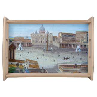 mosaic/Venice serving tray