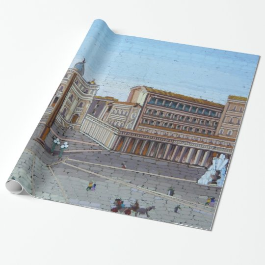 Mosaic/Venice Wrapping Paper