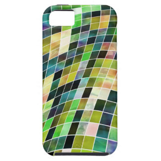 Mosaics Of Pearl Tough iPhone 5 Case