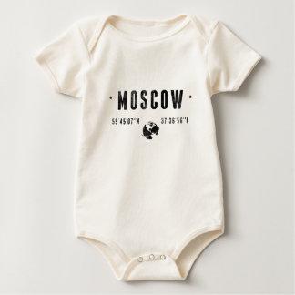Moscow Baby Bodysuit