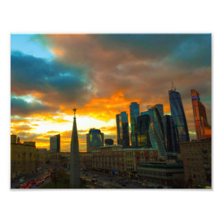 Moscow in Russia Photo