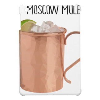 Moscow Mule Copper Mug Low Poly Geometric Design Cover For The iPad Mini