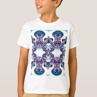 Moscow Painting Blue / Purple T-Shirt