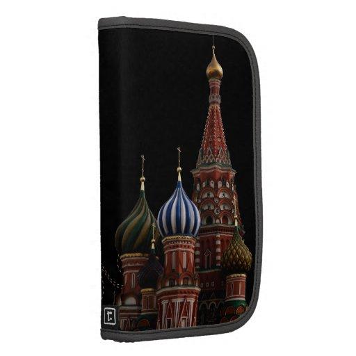 Moscow Rickshaw Smartphone Folio Organizers