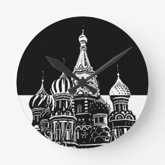 Moscow Round Clock