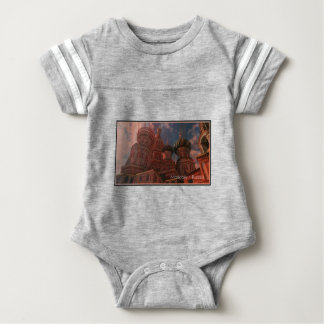 Moscow_russia Baby Bodysuit