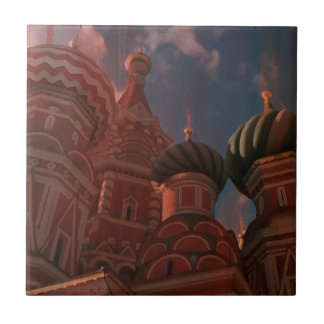 Moscow_russia Ceramic Tile