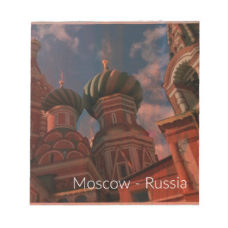 Moscow_russia Notepad