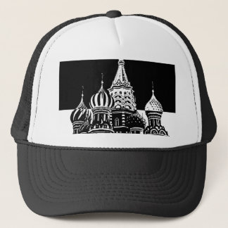Moscow Trucker Hat
