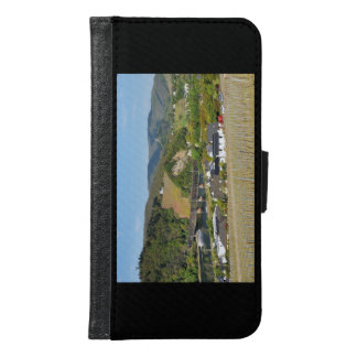 Moselle bridge with Bullay Samsung Galaxy S6 Wallet Case