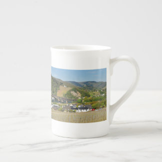 Moselle bridge with Bullay Tea Cup