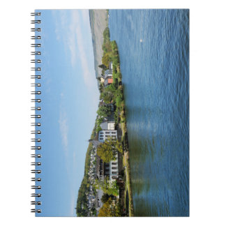 Moselle in Bernkastel Kues Notebook