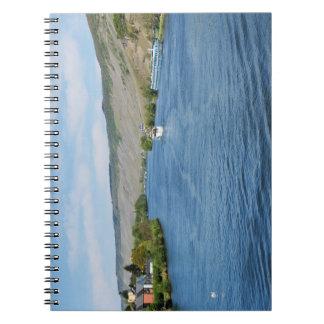 Moselle in Bernkastel Kues Notebooks