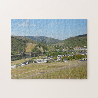 Moselle valley with Bullay Puzzles