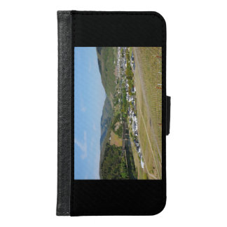 Moselle valley with Bullay Samsung Galaxy S6 Wallet Case
