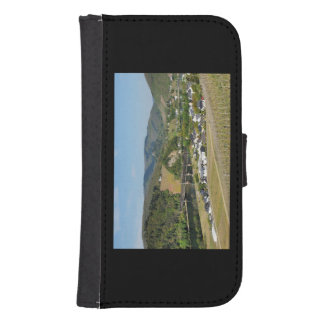 Moselle valley with Bullay Samsung S4 Wallet Case