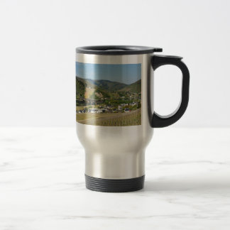 Moselle valley with Bullay Travel Mug