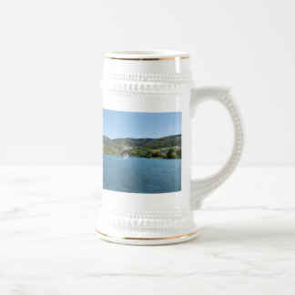 Moselle with Andel Beer Stein