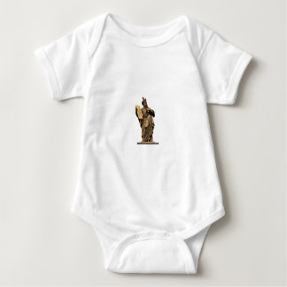 moses and ten commandments golden baby bodysuit