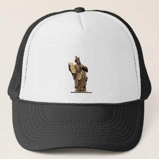 moses and ten commandments golden trucker hat