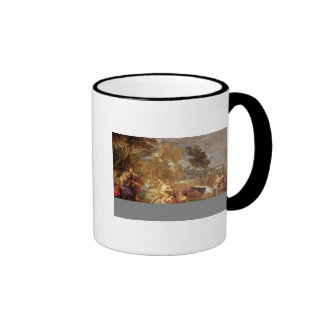 Moses and the Daughters of Jethro Mug