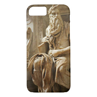 Moses by Michelangelo iPhone 8/7 Case
