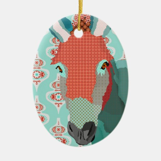 Moses III Merry Christmas Ornament
