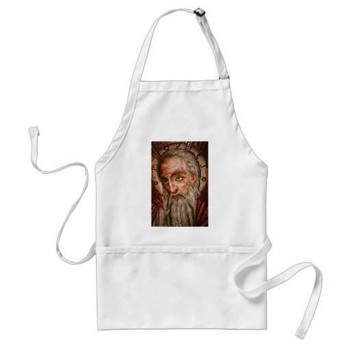 Moses Mosaic in the Cathedral Basilica of St Louis Apron