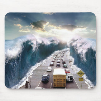 Moses Parting The Sea 2008 Mouse Pad