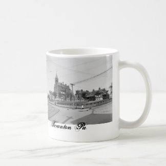 Moses Taylor Hospital Scranton Pa. mug