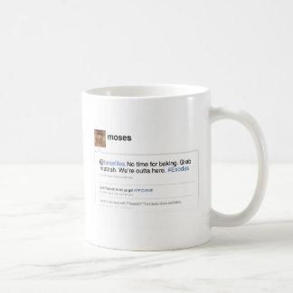 Moses' Twitter mug