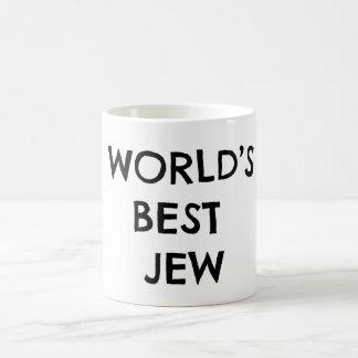 Moses' World's Best Jew Mug