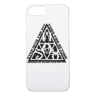 "Mosh Energy ""Bonded by Metal"" I Phone 6 Hard case"