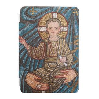 Mosic Of Baby Jesus iPad Mini Cover
