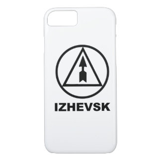 Mosin Nagant / AK-47 Izhevsk Arsenal iPhone 7 case
