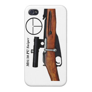Mosin Nagant Sniper iphone 4 case