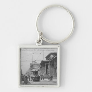 Mosley Street Key Ring