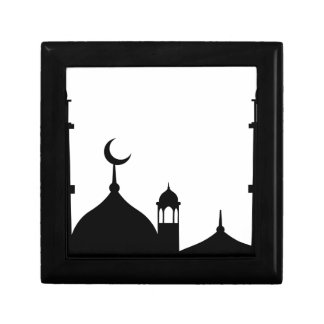 Mosque Silhouette Gift Box