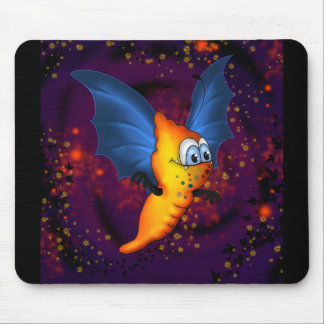 MOSQUITO 1 ALIEN CARTOON MOUSE PAD