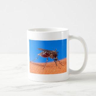Mosquito Biting Coffee Mug