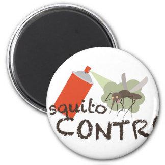 Mosquito Control 6 Cm Round Magnet