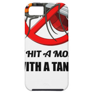 mosquito don't hit it with a tank iPhone 5 covers