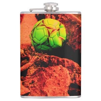 mosquito explorer hip flask