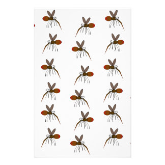 Mosquito Personalised Stationery