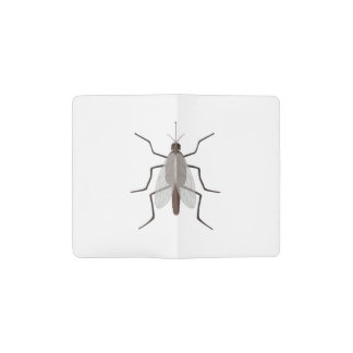 Mosquito Pocket Moleskine Notebook