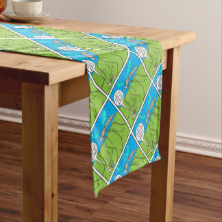Mosquito Short Table Runner