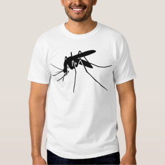 Mosquito Side View Tee Shirts